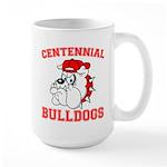 Centennial Bulldogs Large Mug