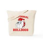 Centennial Bulldogs Tote Bag