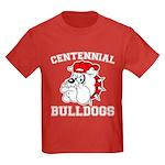 Centennial Bulldogs Kids Dark T-Shirt