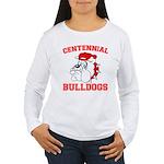 Centennial Bulldogs Women's Long Sleeve T-Shirt