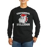Centennial Bulldogs Long Sleeve Dark T-Shirt