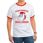 Centennial Bulldogs Ringer T