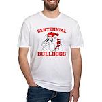 Centennial Bulldogs Fitted T-Shirt