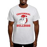 Centennial Bulldogs Light T-Shirt