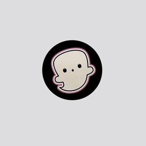 Baby Ghost Mini Button
