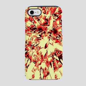 comic book explosion iPhone 8/7 Tough Case