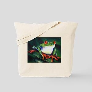 Ribbit Tote Bag