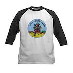 USS CORSAIR Kids Baseball Jersey