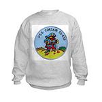 USS CORSAIR Kids Sweatshirt