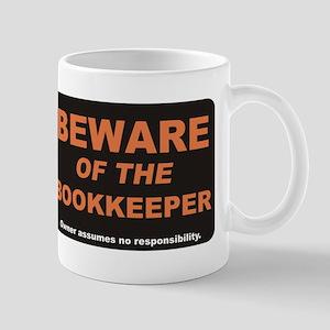 Beware / Bookkeeper Mug