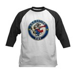 USS COTTEN Kids Baseball Jersey