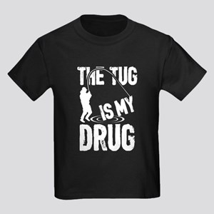 The Tug Is My Drug T Shirt T-Shirt