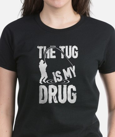The Tug Is My Drug T Shirt T-Shirt