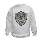 USS COWELL Kids Sweatshirt