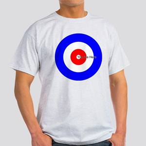 You Are Here Curling House Light T-Shirt