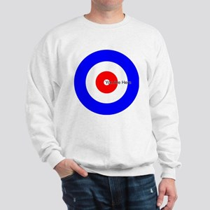 You Are Here Curling House Sweatshirt