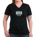 Bush Women's V-Neck Election T-Shirt