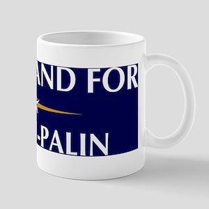 SUGAR LAND for McCain-Palin Mug