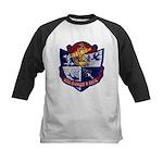 USS CHARLES P. CECIL Kids Baseball Jersey