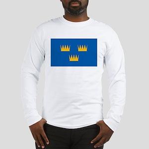 Munster Flag Long Sleeve T-Shirt