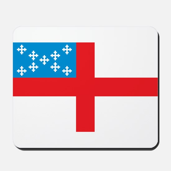 Episcopal Flag Mousepad