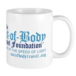 The Out-Of-Body Travel Foundation Mugs