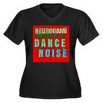 Dance Noise Plus Size T-Shirt