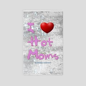 Hot Moms Area Rug