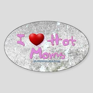 Hot Moms Sticker