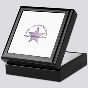 Celiac Awareness Keepsake Box