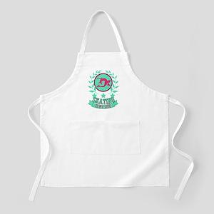 Lovely Gift Ice Skating Tshirt Design Light Apron