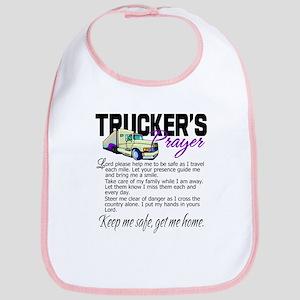 Trucker's Prayer Bib