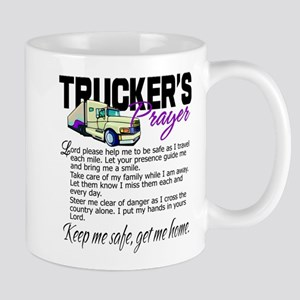 Trucker's Prayer Mug
