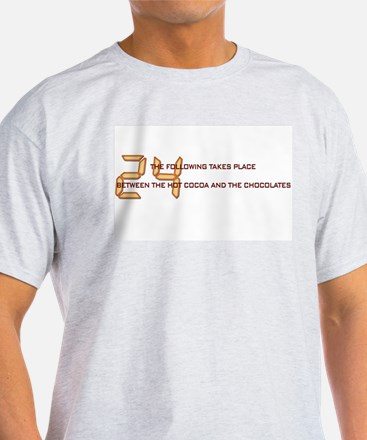 Chocolate & 24 T-Shirt