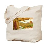 Hearty Thanksgiving Greetings Tote Bag