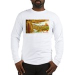 Hearty Thanksgiving Greetings Long Sleeve T-Shirt