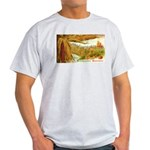 Hearty Thanksgiving Greetings Light T-Shirt