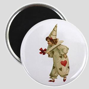 Valentine Clown 2 Magnet