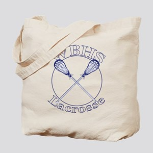 West Beverly Hills High Lax Tote Bag