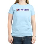 Boobies Women's Light T-Shirt
