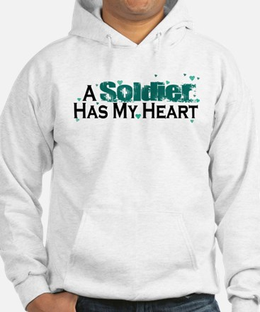 Soldier Has My Heart Hoodie