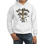 Veterans USA or Nothing Holy Cro Hooded Sweatshirt
