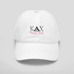 Kappa Delta Chi Thinks Pink Cap