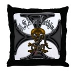 Veterans USA or Nothing Throw Pillow