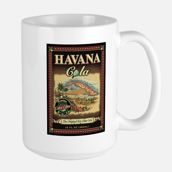 Havana Mojito Large Mug