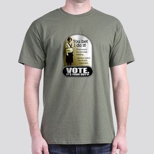 I Do It!... Dark T-Shirt