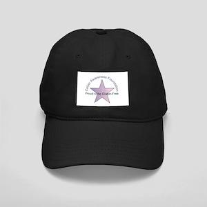 Celiac Awareness Black Cap