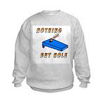 Nothing But Hole Kids Sweatshirt