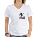 Ladies' Extemporaneous Haiku Shirt