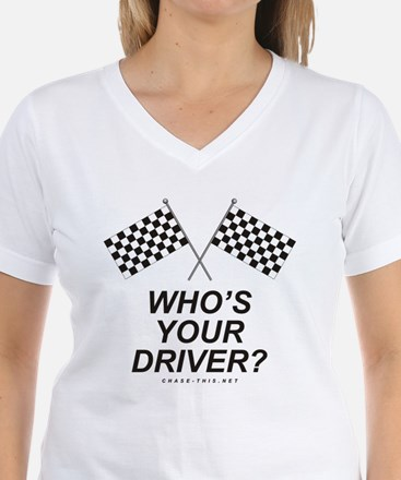 Checker Flag Driver Shirt